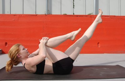 An Athlete's Attempt at Being a Yogi