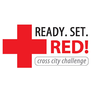 Proud to Support Ready. Set. Red! Cross City Challenge
