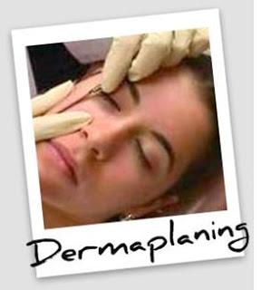Dermaplaning vs Dermafiling
