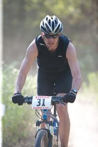 Kevin on Bike