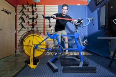Jerry Gerlich on Bicycle Fitting