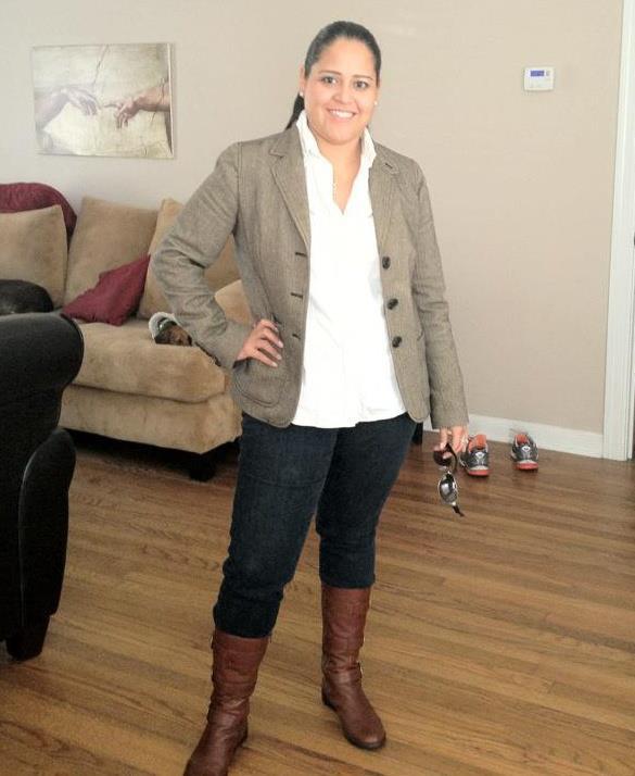 Member Spotlight! Meet Cinthya Serrato!