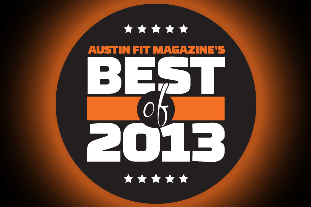 """""""Best of 2013"""" Accolades for Castle Hill Fitness"""