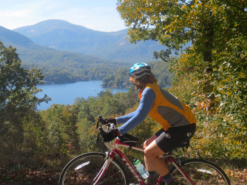 Cycling 101: Posture, by Shannon Burke