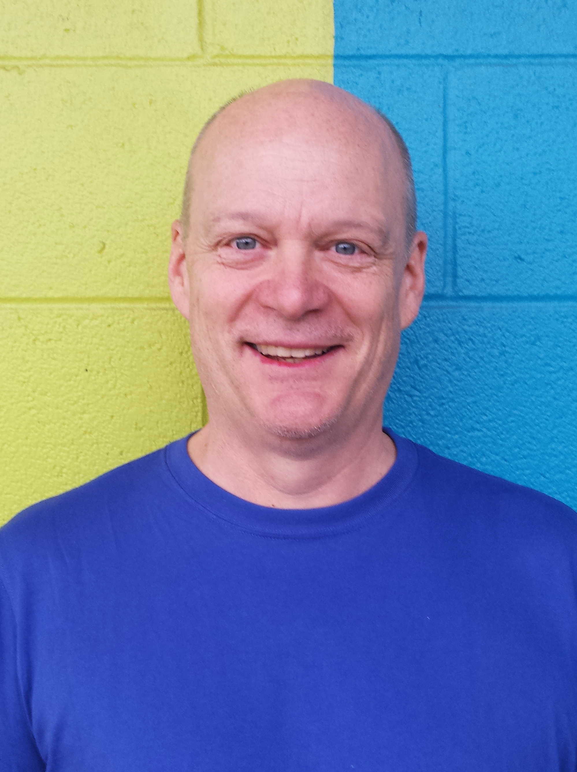 Rick portrait