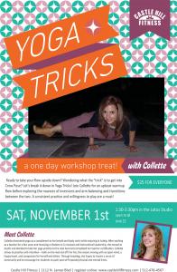 Yoga-Tricks