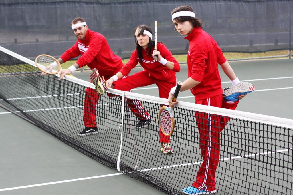 tennis fam