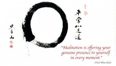 December Meditation Challenge