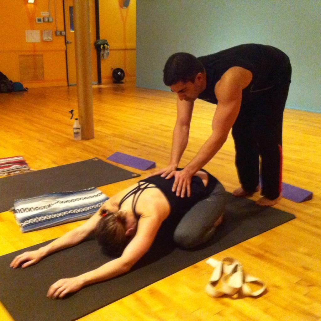 Prana Yoga, Thursdays @ 7:15pm