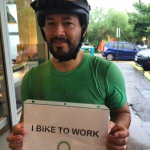 I Bike to Work Austin 2015