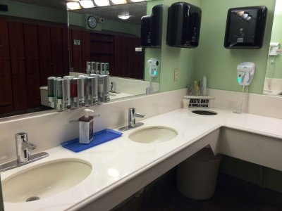 Castle Hill Fitness Reduces Water Use By 7.5%