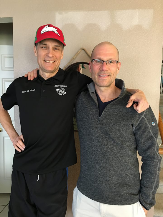Testimonial: BikeFitGuru Chris Balser visits the Castle