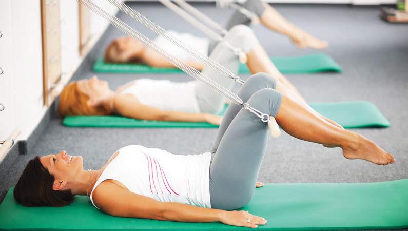Pilates 101 or 102? by Sara Garonzik, Pilates Trainer