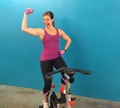 Personal Trainer Kate Discher Kicks Butt Every Day, and Here is How: