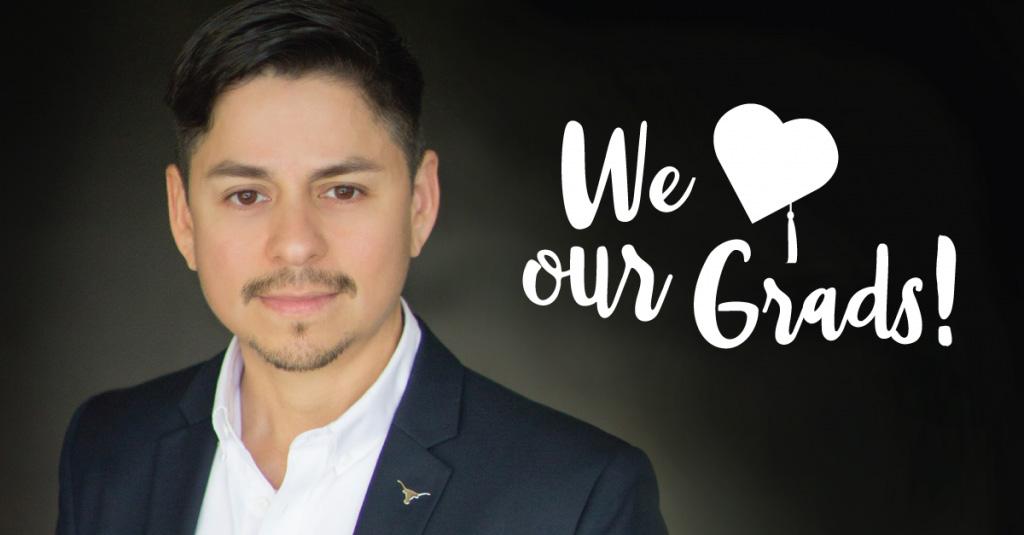 We Love Our Grads: Juan