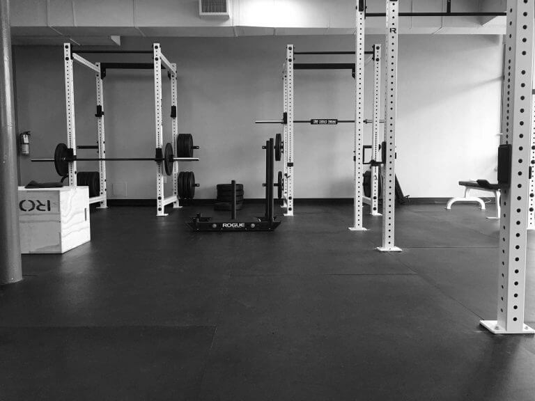 Arena personal training gym
