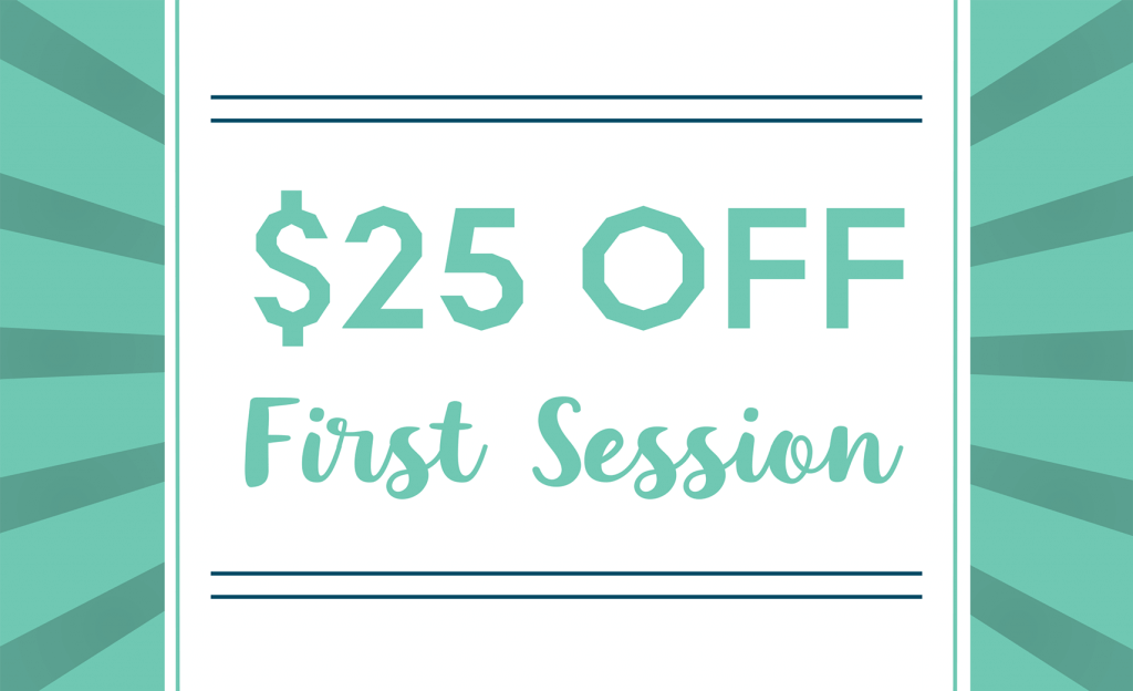 First Session Spa Discount for $25 Off