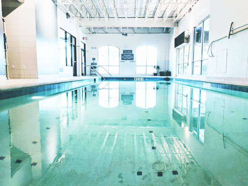 Castle Hill Fitness Second Location Pool