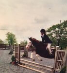 Photo of Personal Trainer Shannon Dolan horseback riding