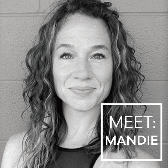 Who Are We Wednesday: Mandie