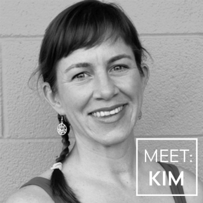 Who Are We Wednesday: Kim