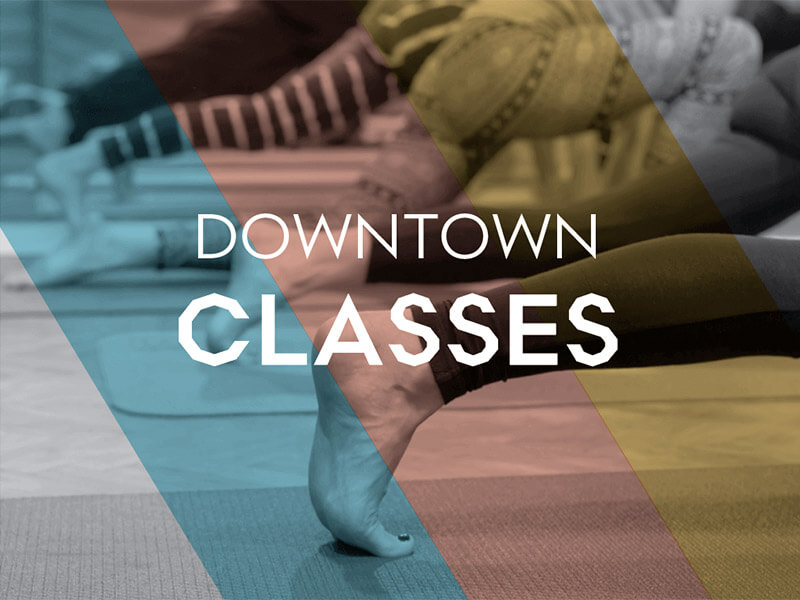 Castle Hill Fitness Downtown Classes