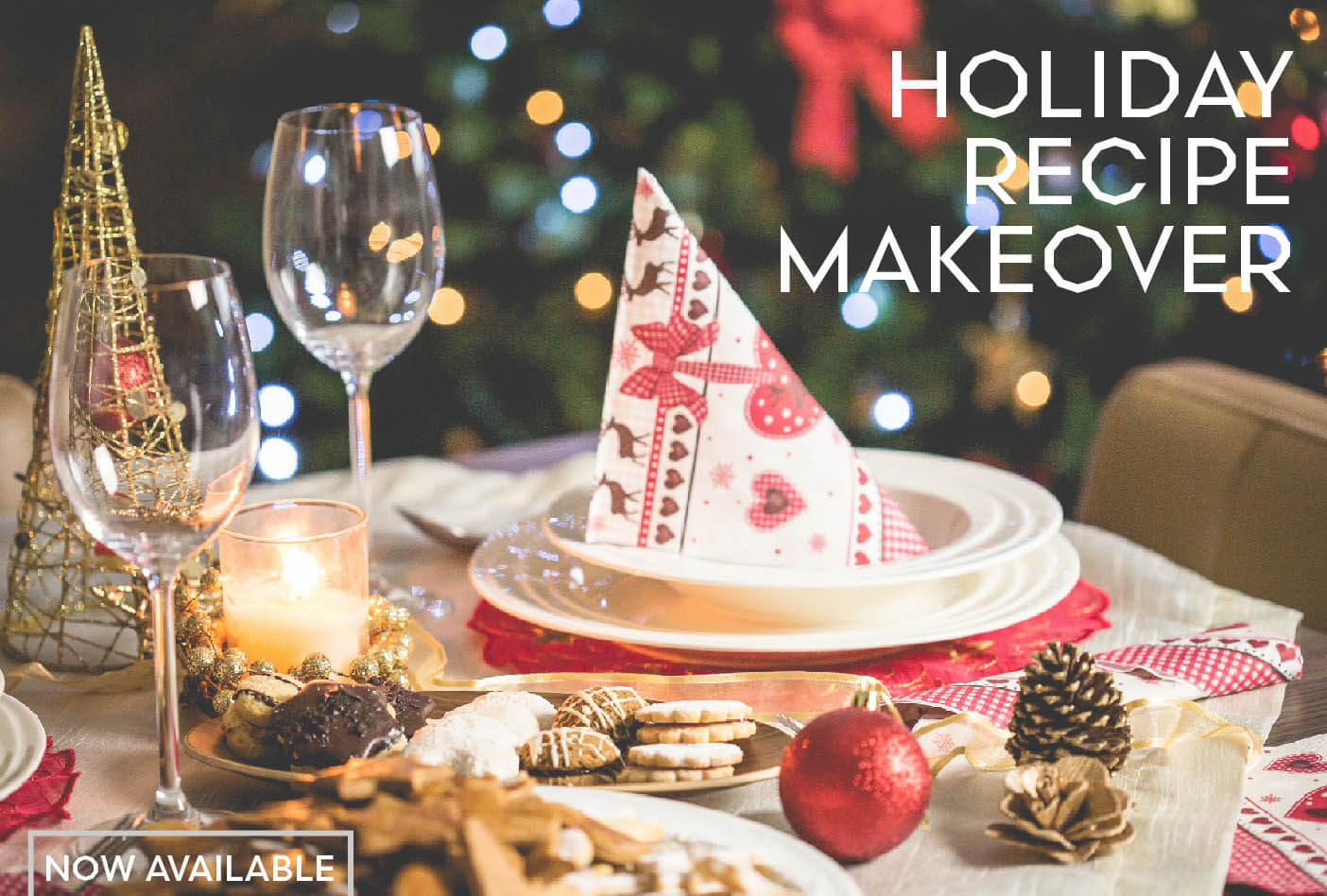 Holiday Recipe Makeover
