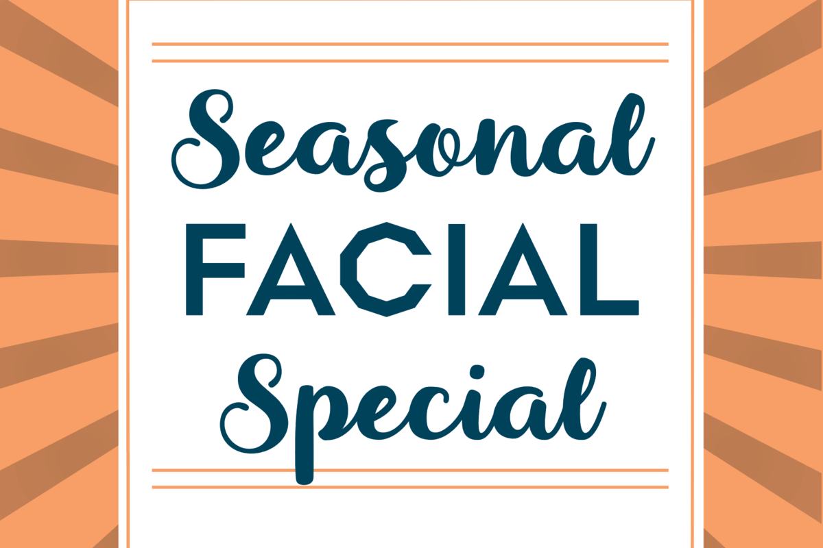 Seasonal Facial Special
