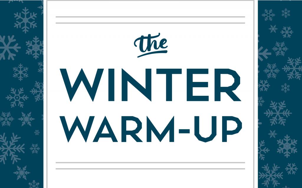 Winter Warm-Up Membership Promotion