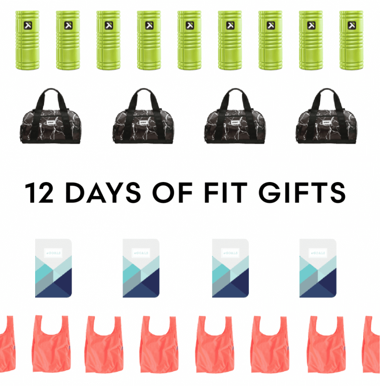 12 Days of Fit Gifts