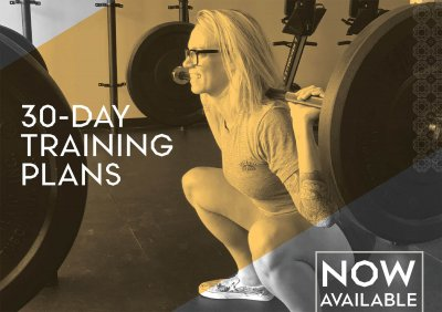 30 Day Training Plans
