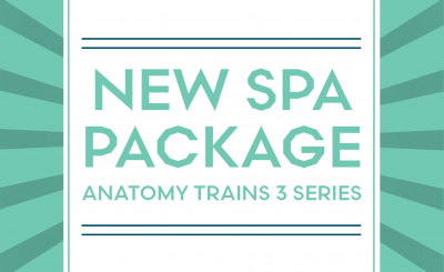 New Spa Package: Anatomy Trains 3 Series