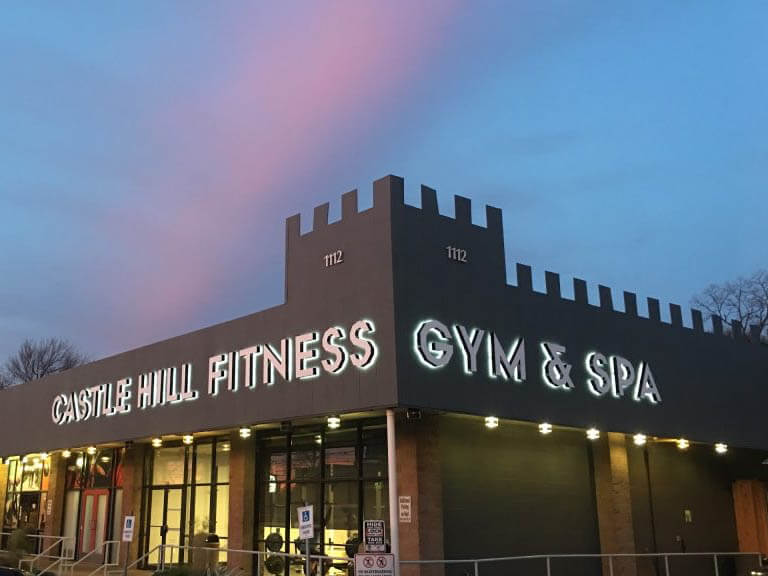 Castle Hill Fitness Downtown