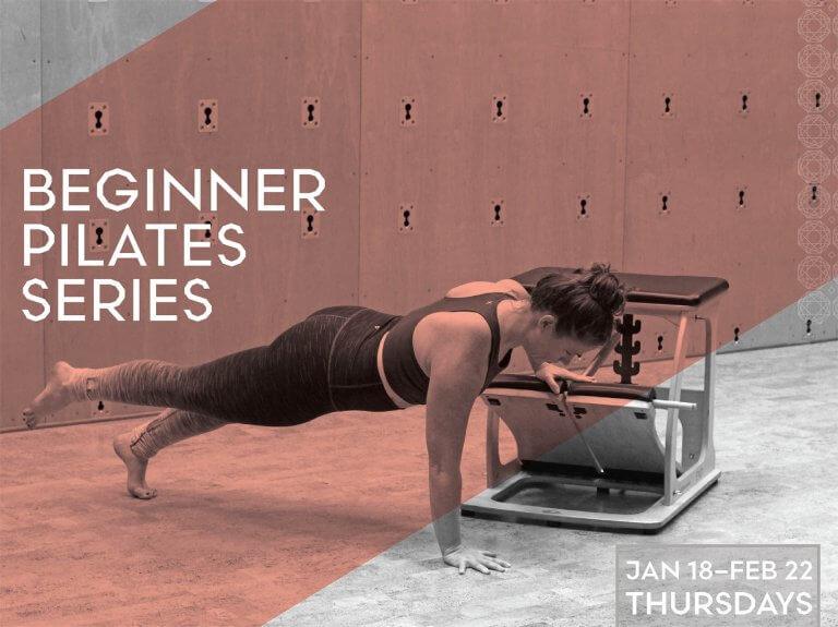 Beginner Pilates Series
