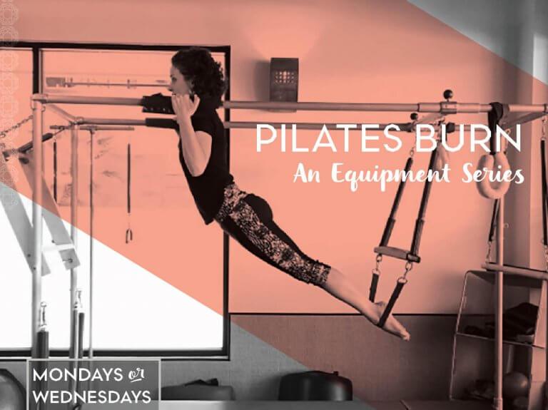 Pilates Burn: An Equipment Series