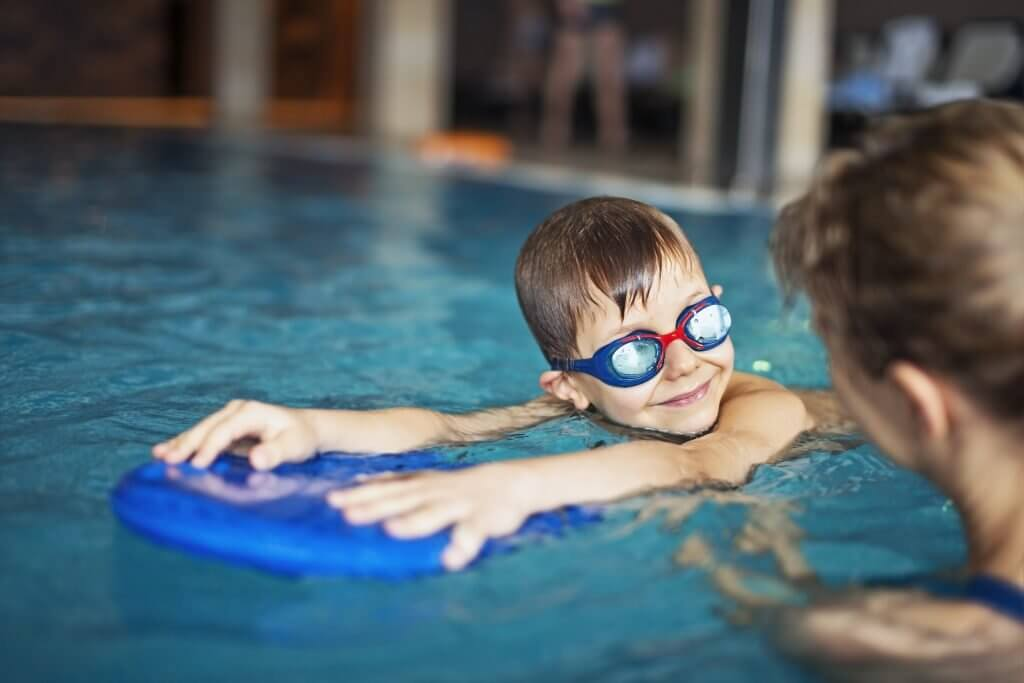 Swim lessons available at our Westlake/360 location
