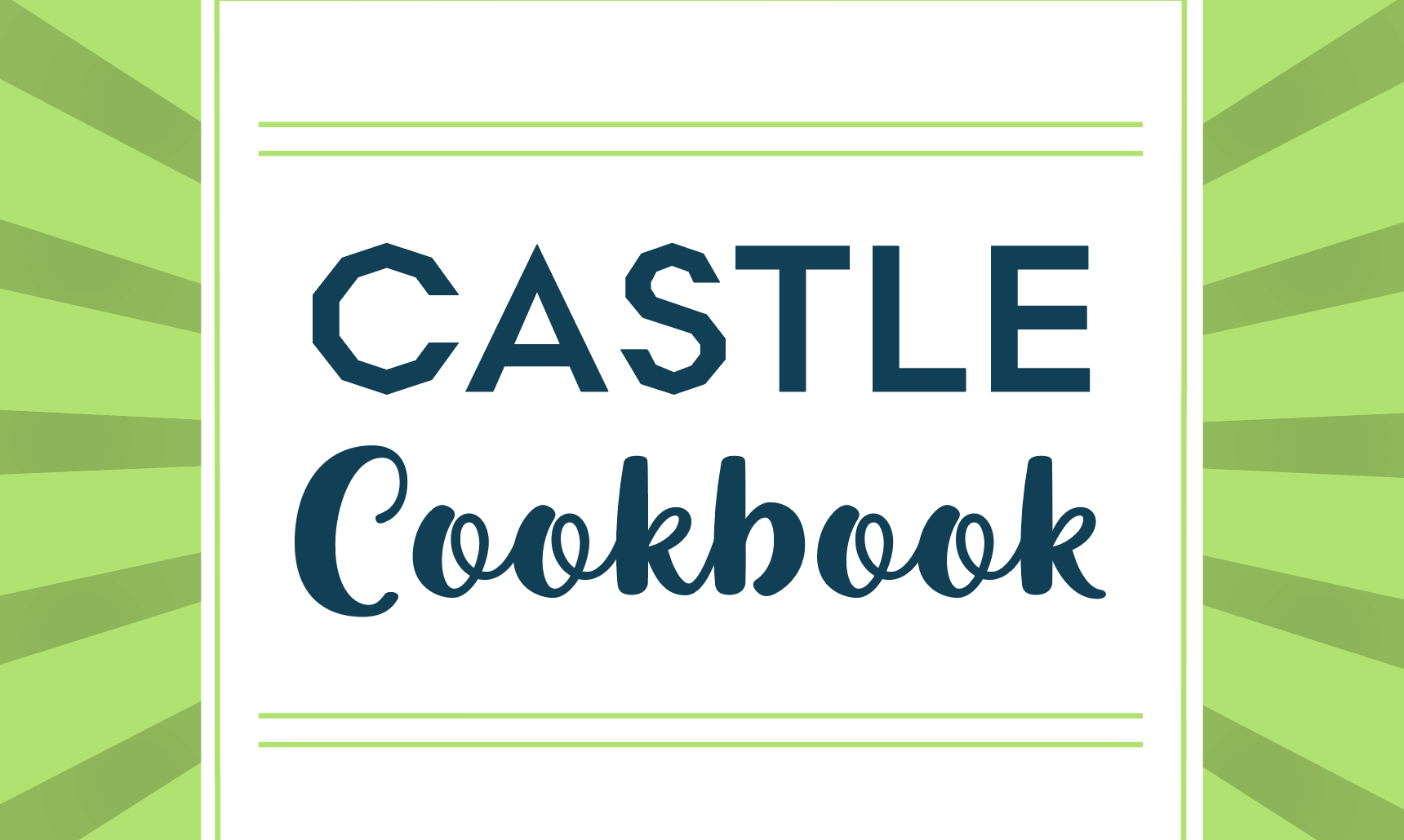 Castle Hill Fitness Cookbook