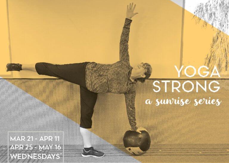 Yoga Strong: A Sunrise Series