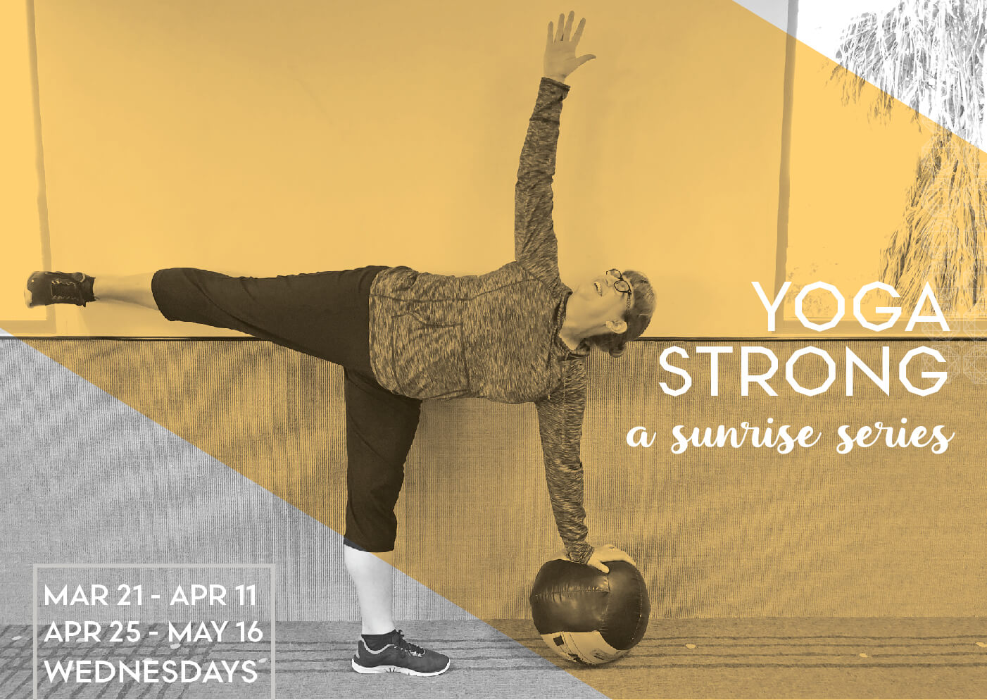 Yoga Strong: A Sunrise Series