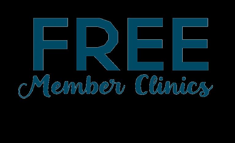 Free Member Clinics