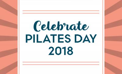 Celebrate National Pilates Day