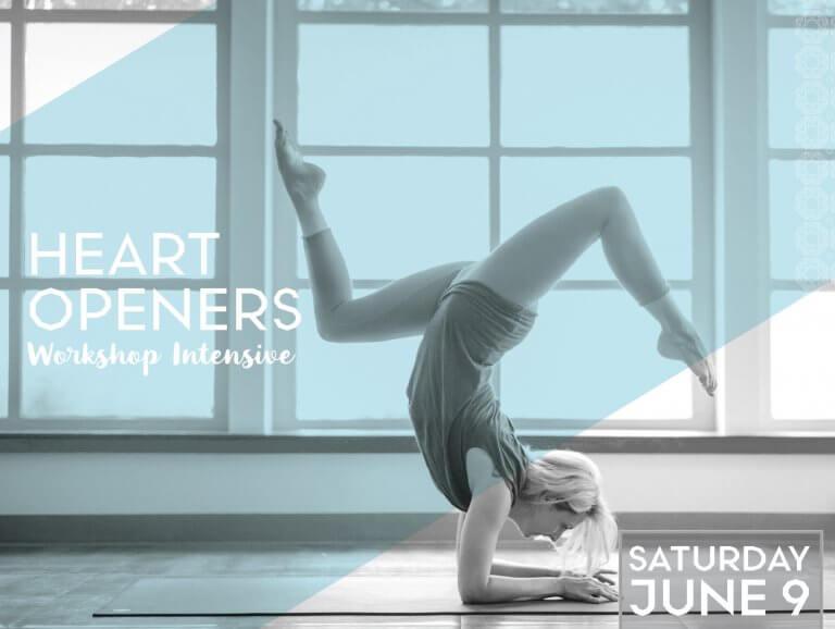 Heart Openers: Workshop Intensive