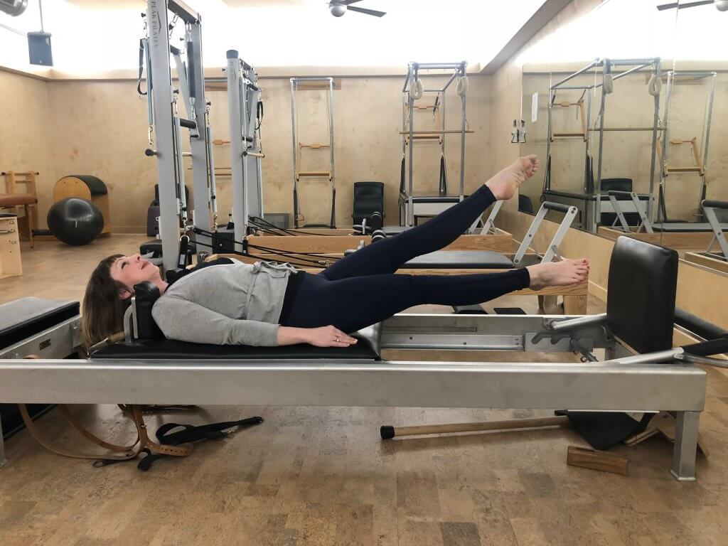 Celeste Cardio Interval Pilates Class