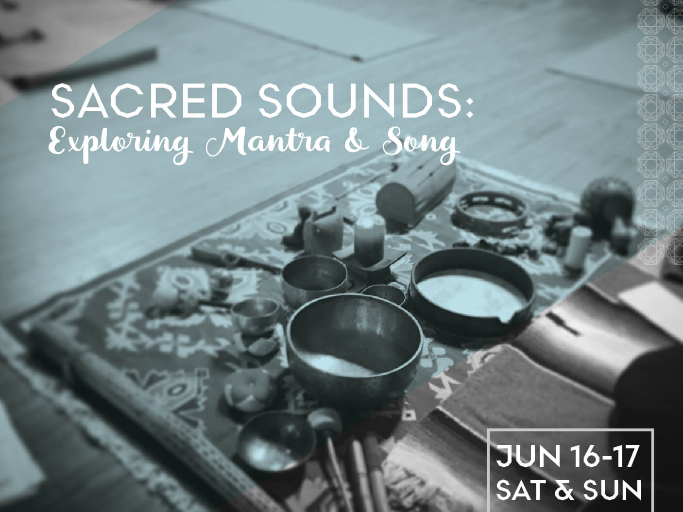 Sacred Sounds: Exploring Mantra and Song