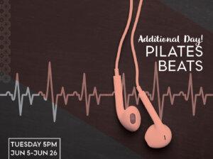 Pilates Beats: Pilates + Cardio Series