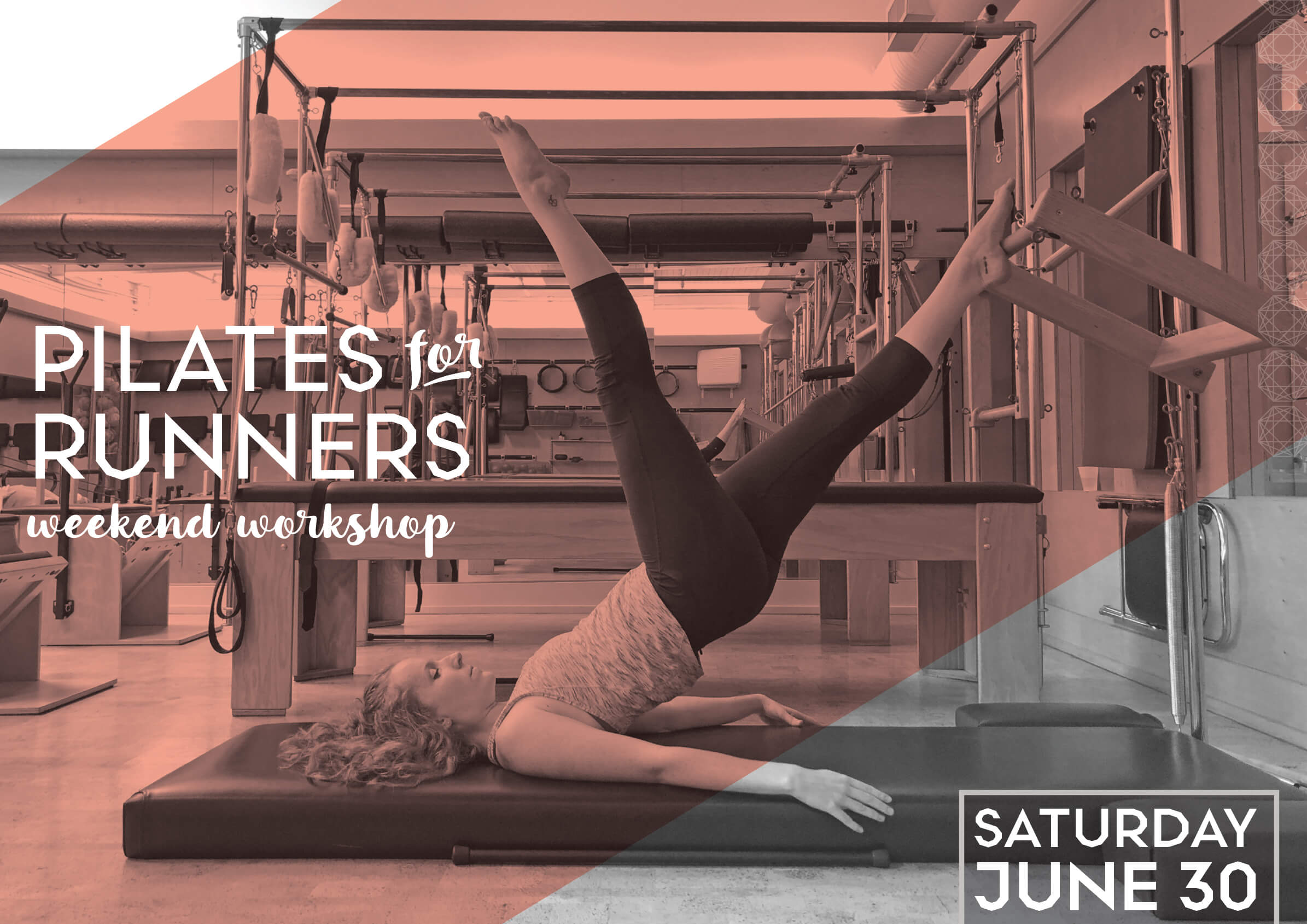 Pilates for Runners: Weekend Workshop
