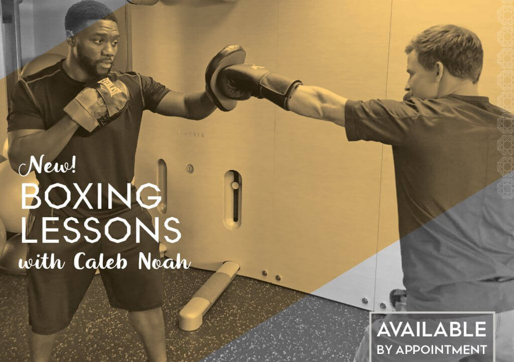 Boxing Lessons in Austin, Texas
