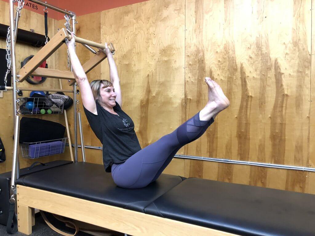 Heather Quiring Pilates Instructor