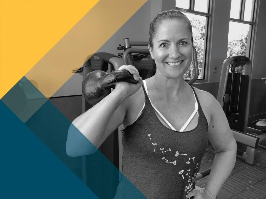Staff Spotlight Tonja Hancock Castle Hill Fitness 360 Personal Trainer