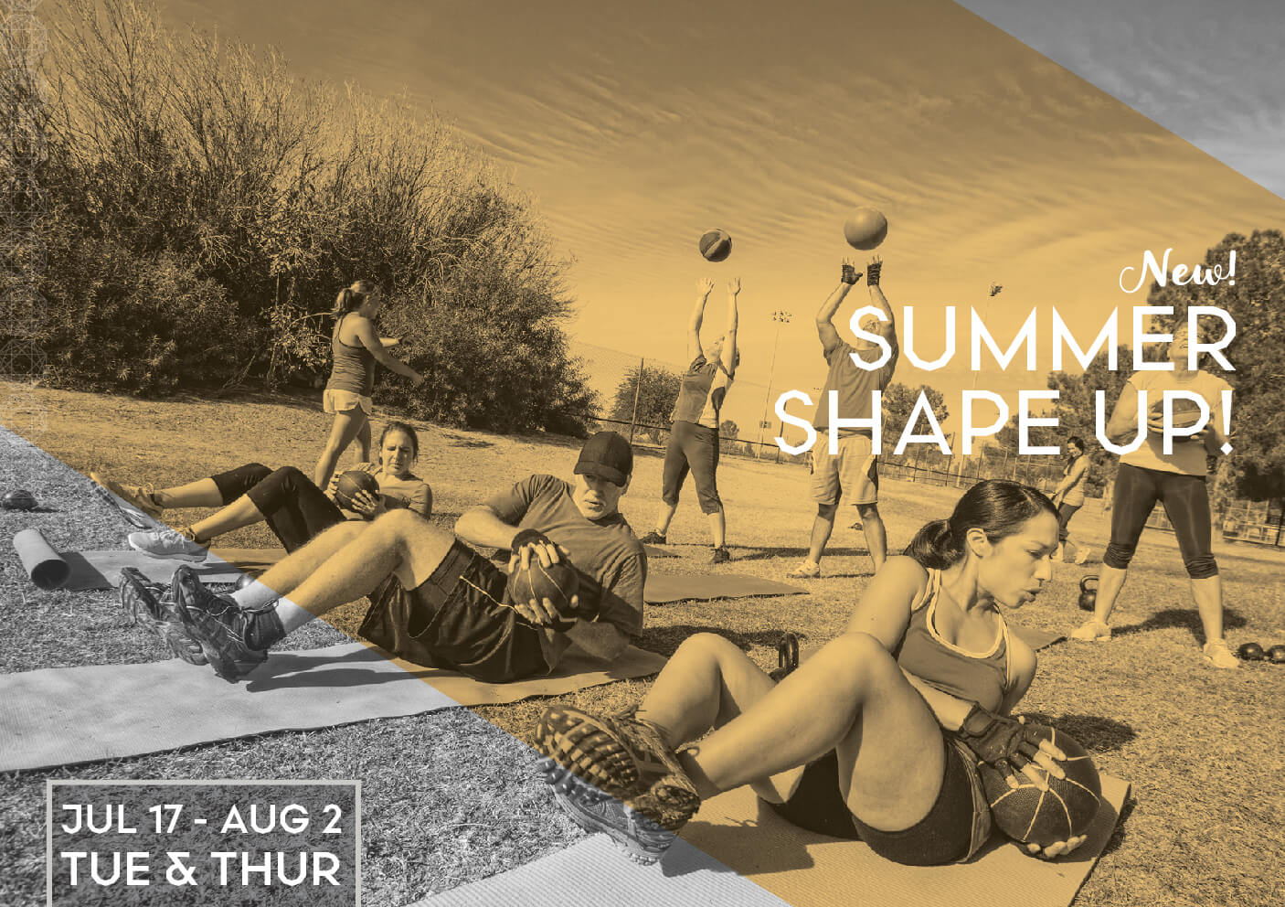 Summer Shape Up!